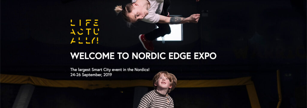 Nordic Edge Expo @ Stavanger, Norway