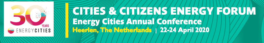 Cities and Citizens Energy Forum @ Heerlen, The Netherlands