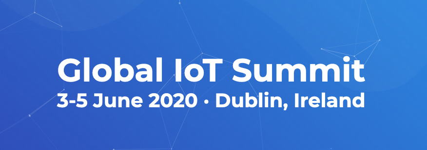 Global IoT Summit @ Virtual