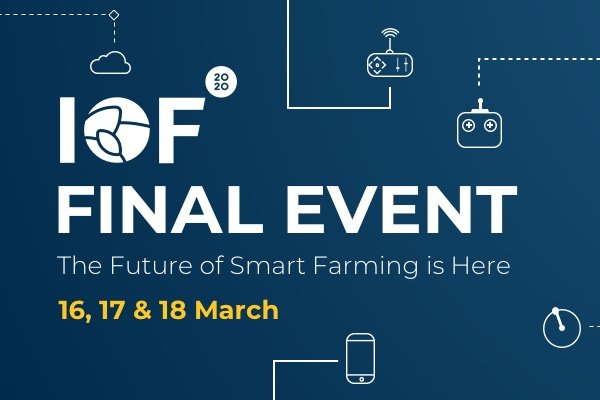 IOF final event @ Online