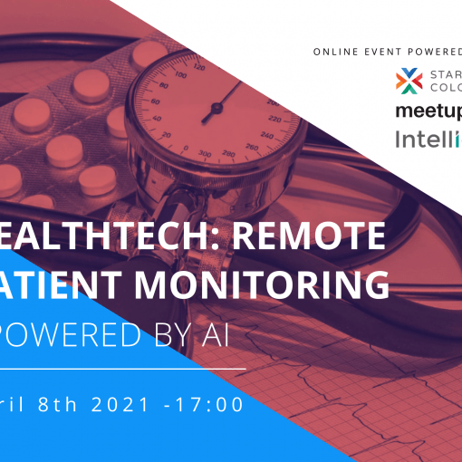 Healthtech - Remote Patient Monitoring - event by IntellIoT - 08.04