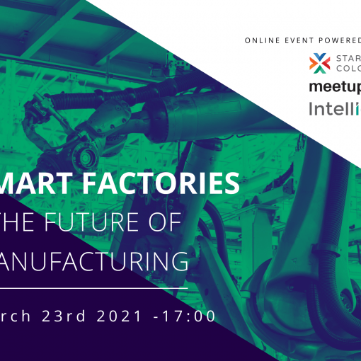 Smart Factories - event by IntellIoT - 23.03
