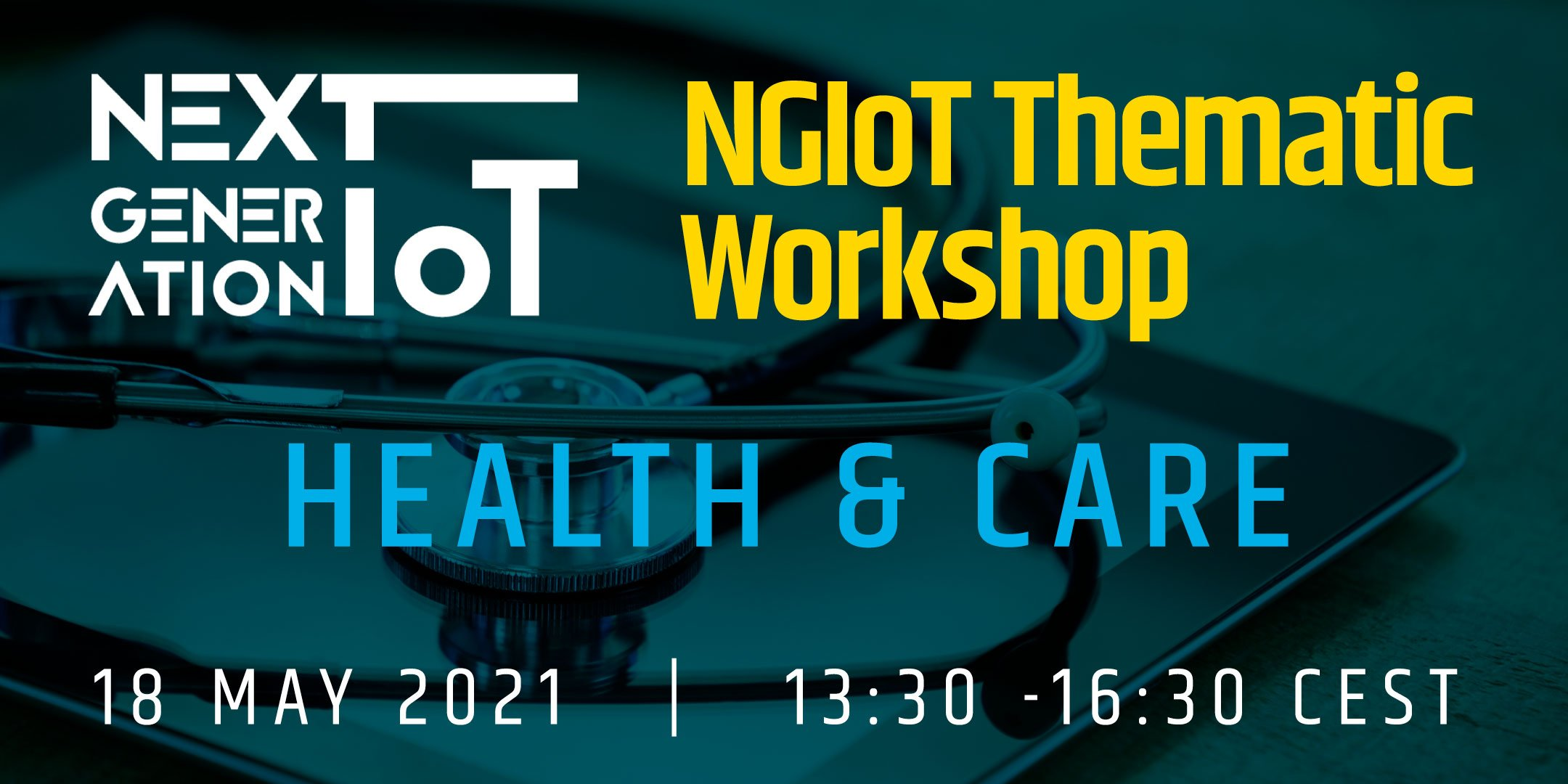 NGIoT Thematic Workshop: Health and Care @ Online
